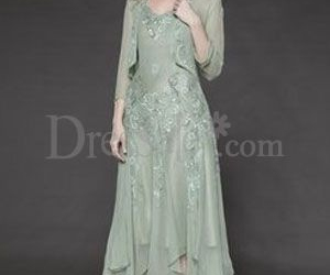 dress and mother of the bride image