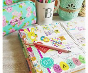 agenda, erin condren, and planner image