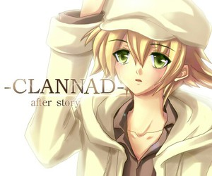 anime, clannad, and after story image