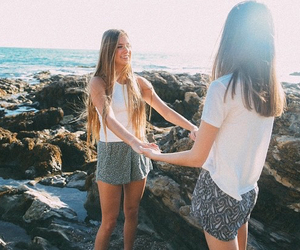 fashion, friends, and cool image