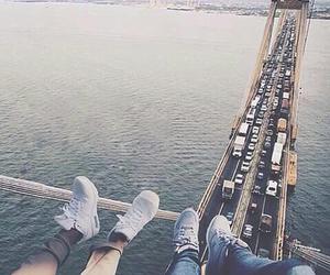 bridge, venezuela, and car image