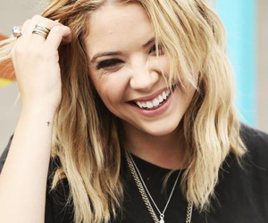 ashley benson, smile, and pretty little liars image