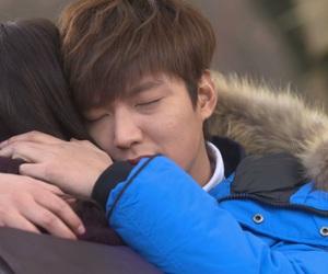 lee min ho, park shin hye, and love image
