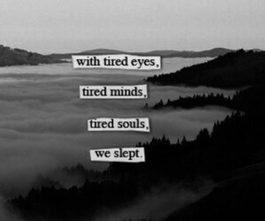quote, sleep, and soul image