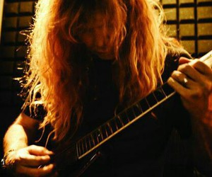 dave mustaine, selly mecknite, and sellymecknite image