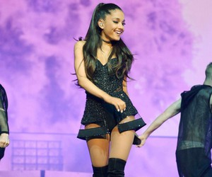 ariana grande, honeymoon tour, and ariana image