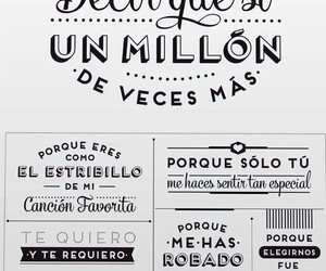 love, frases, and SI image