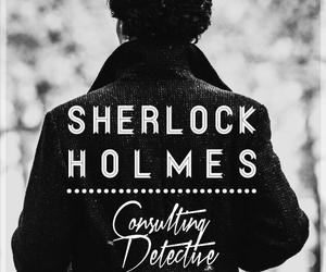 sherlock, detective, and sherlock holmes image