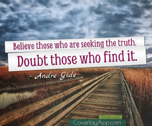 believe, find, and text image