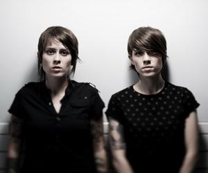 Tegan and sara, band, and sara quin image