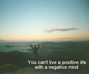 negative, positive, and wonderful image