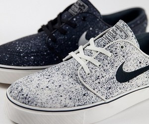 shoes, skate, and janoski image