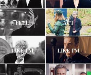 david tennant, matt smith, and doctor who image
