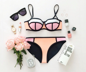 bathing suit, outfits, and style image