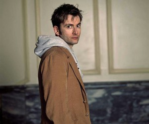 david tennant, doctorwho, and doctor who image