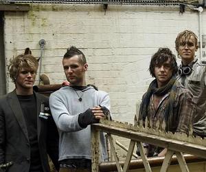 lies, McFly, and danny jones image