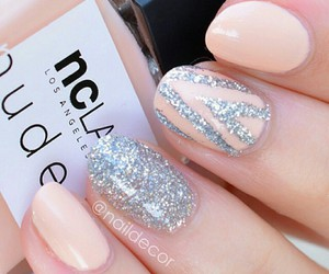 art, beautiful, and nails image