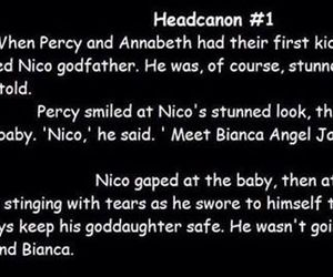 percy jackson, nico di angelo, and percabeth image