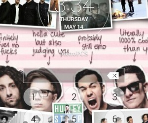 fall out boy, FOB, and screensaver image