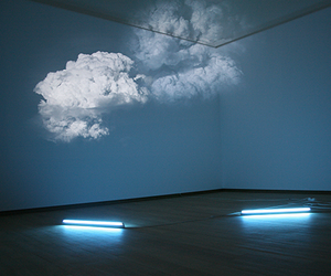 light, clouds, and photography image