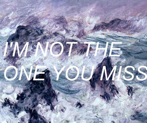 quote, sad, and art image