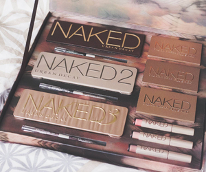 beauty, urban decay, and makeup image