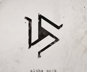 teen wolf and alpha image