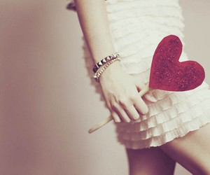 heart and dress image
