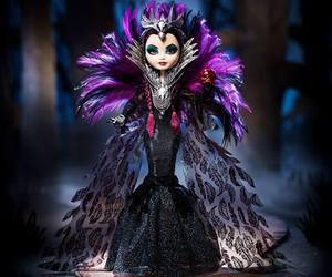 destiny, raven queen, and rebel image