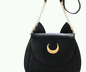bag and sailor moon image