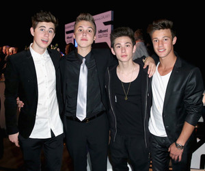cameron dallas, nash grier, and matthew espinosa image