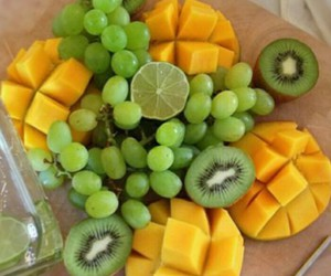 fitness, healthy, and mango image