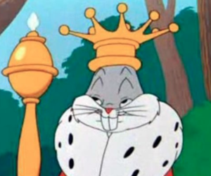funny, old, and king image