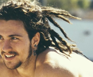 aaron johnson, dreads, and savage image