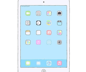 overlay, ipad, and transparent image