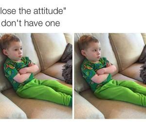 attitude, life, and funny image