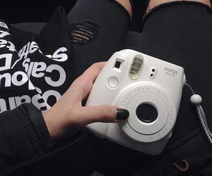 black, grunge, and camera image