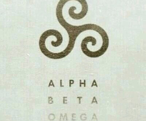 beta, alpha, and omega image