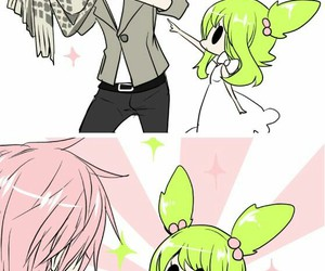 scarf, vocaloid, and gumi image