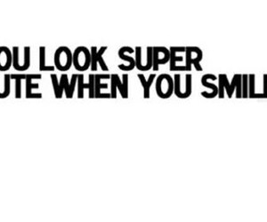 smile, cute, and inspiration image