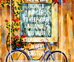 bicycle, life, and pretty image
