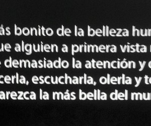 belleza, love, and frases image