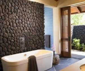 bathroom, design, and decor image