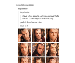 aragorn, frodo, and funny image