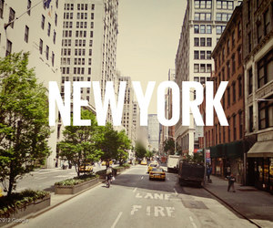 new york, places, and travel image
