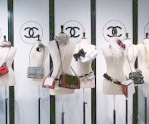 bag, look, and chanel image