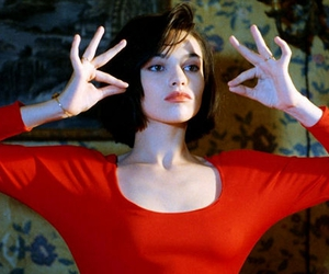 Beatrice Dalle and betty blue image