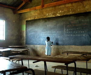 africa, education, and kids image
