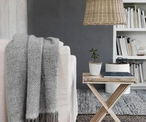 grey, home, and inspiration image