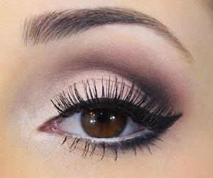 blending, girl, and makeup image